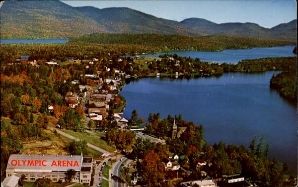 Olympic Arena Lake Placid New York