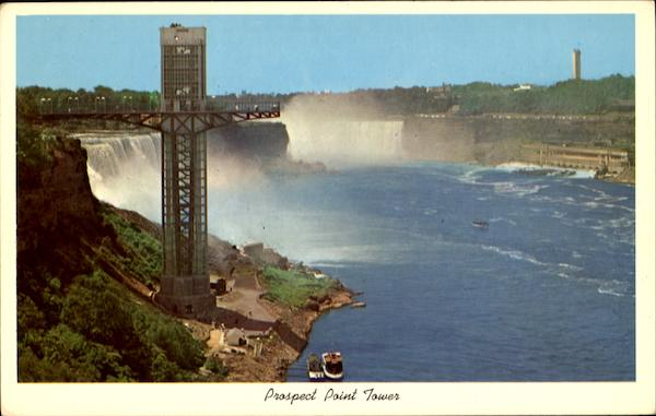 Prospect Point Tower Niagara Falls New York