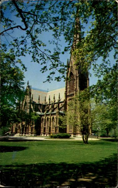 Cathedral Of The Incarnation Garden City Long Island Ny