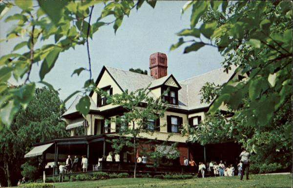 Sagamore Hill, Oyster Bay Long Island New York