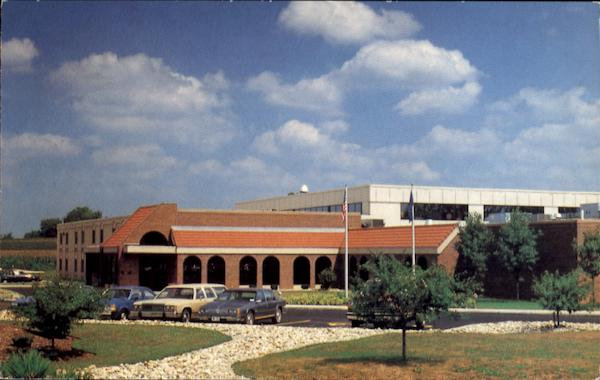 Quality Inn & Convention Center, 1000 Orleans Boulevard Coldwater Michigan