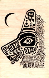 Seawolf Mask Pacific Northwest Indians