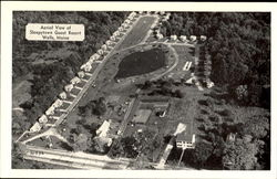 Aerial View Of Sleepytown Guest Resort