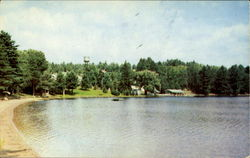 Masonic Home Camp, Round Lake