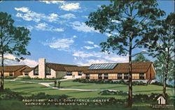 Proposed Adult Conference Center, Koinonia