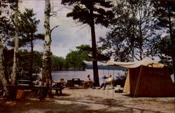Fish Creek Camp Site