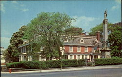 Philipse Manor Hall, Warburton Ave. Westchester County