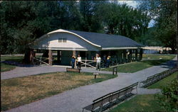 Refreshment Stand, Croton Point Park