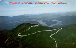 Winding Memorial Highway
