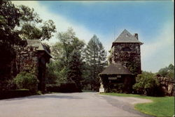 The Lodge & Main Entrance