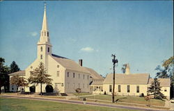 The Old First Church, Huntington