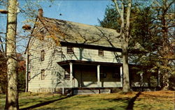 Matinecock Friends Meeting House, Locust Valley