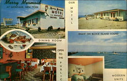 Marry Mermaid Motel And Restaurant