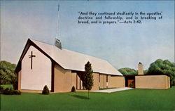 Apostolic Lutheran Church, 23800 Lahser Road
