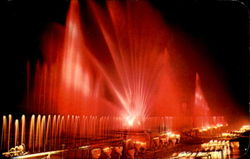 World's Largest Musical Fountain