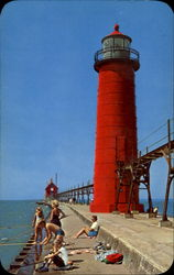 Visit The Grand Haven Just For The Fun Of It!