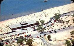 Aerial View Of The Grand Haven State Park