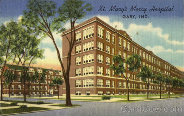 St. Mary's Mercy Hospital Gary Indiana