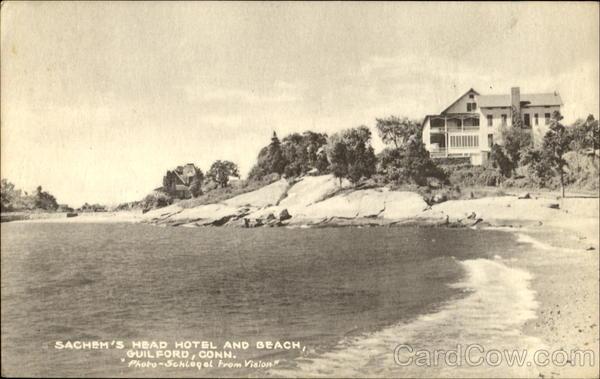 Sachem S Head Hotel And Beach Guilford Connecticut