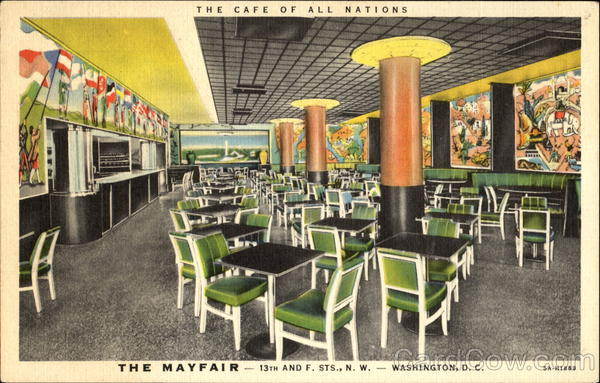 The Mayfair, 13th and F. Sts. Washington District of Columbia