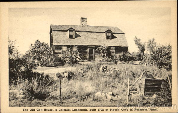 The Old Gott House