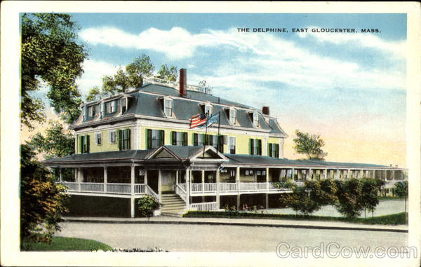 The Delphine East Gloucester Massachusetts