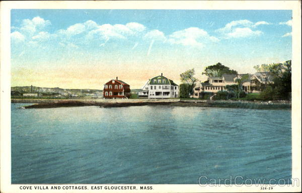 Cove Villa And Cottages East Gloucester Massachusetts