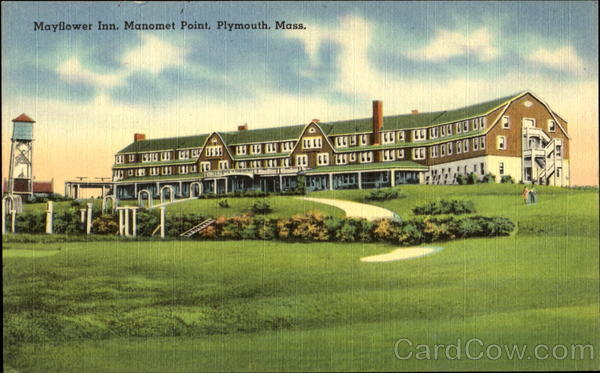 Mayflower Inn, Manomet Point Plymouth Massachusetts