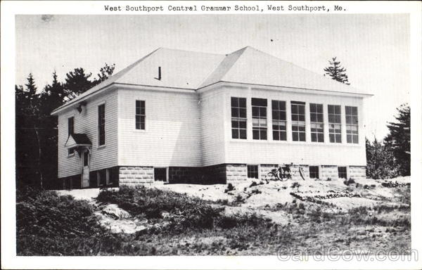 West Southport Central Grammar School Maine
