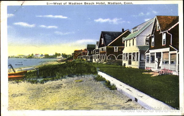 West Of Madison Beach Hotel Connecticut