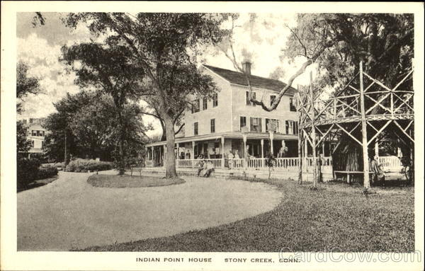 Indian Point House Stony Creek Connecticut