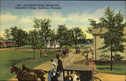 Greenfield Village Stagecoach, Greenfield Village