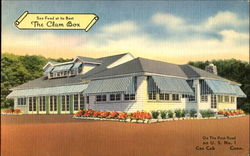 The Clam Box, U. S. No. 1