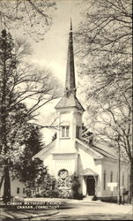 Canaan Methodist Church Postcard