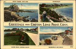 Greetings From Groton Long Point