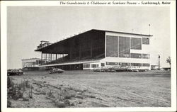 The Grandstands & Clubhouse, Scarboro Downs