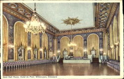 Gold Ball Room Hotel Du Pont