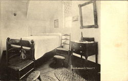Bedroom Furniture Belonging To Mrs. Barbara Fritchie