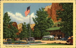 The Lodge, Zion National Park