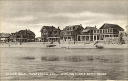 Middle Beach Postcard