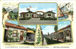 Columbine Cottages, 1700 So. Santa Fe Drive