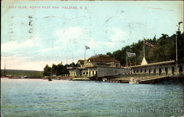 Boat Club, North West Arm Halifax Nova Scotia