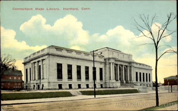 Connecticut State Library Hartford