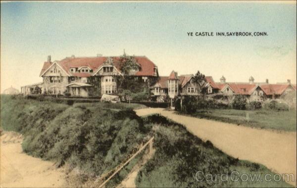 ye castle inn old saybrook ct. Black Bedroom Furniture Sets. Home Design Ideas