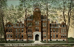 Lindley Hall, Earlham College