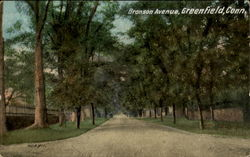 Bronson Avenue, Greenfield