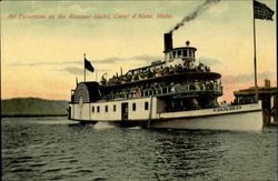 An Excursion On the Steamer Idaho