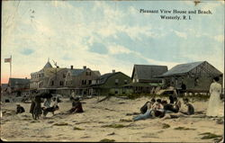 Pleasant View House and Beach