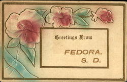 Greetings From Fedora