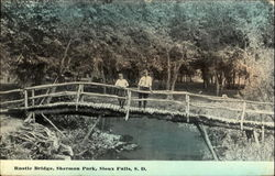 Rustic Bridge, Sherman Park